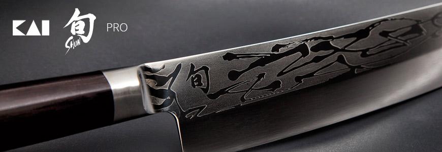 Cuchillos Kai Shun Pro
