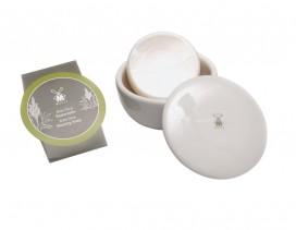 Jabón para afeitar Mühle aloe vera con bol porcelana