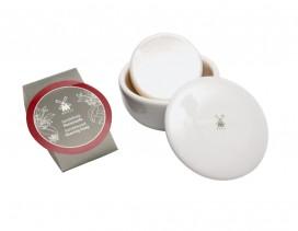 Jabón de afeitar Mühle sándalo con bol porcelana