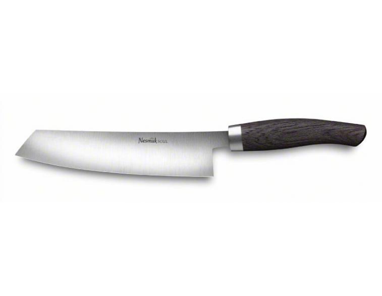 Cuchillo chef Nesmuk Soul mango madera olivo