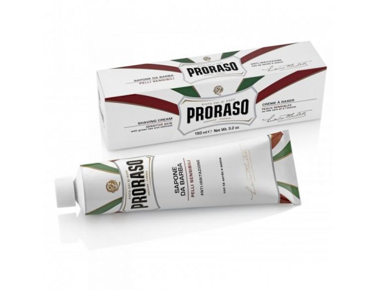 Tubo crema afeitar  Proraso 150ml eucalipto