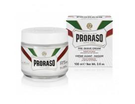 Crema Pre afeitado Proraso para pieles sensibles