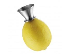 Boquilla exprimidor limones en acero inoxidable
