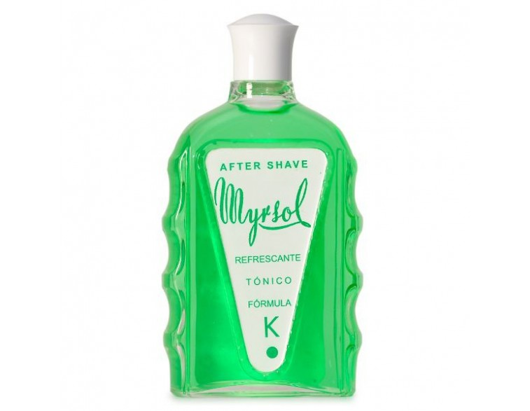 Masaje Myrsol After shave Fórmula K 180 mL