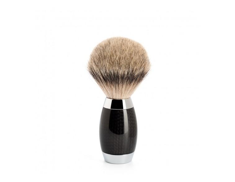 Brocha afeitar Mühle Edition n.1 fibra carbono