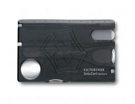 SwissCard Nailcare Victorinox, antracita