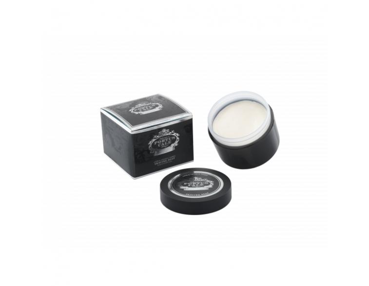 Jabón afeitar Portus Cale  Black Edition 125g