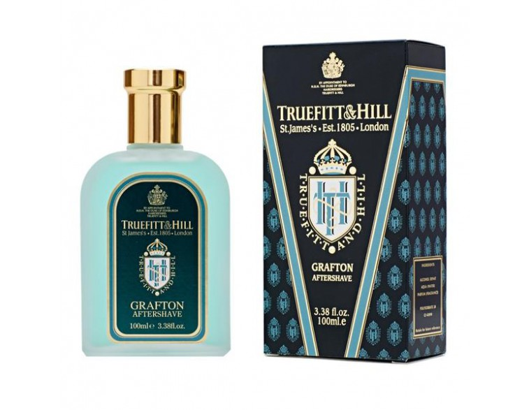 Aftershave Loción 1805 Truefitt&Hill 100ml