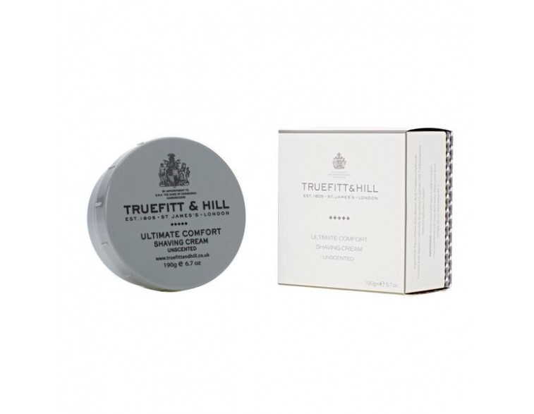 Crema de Afeitar Authentic Nº10 Truefitt &Hill 200gr