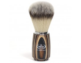 Brocha afeitar Omega Hi-Brush madera distintos colores