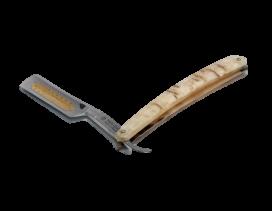 Navaja de afeitar Thiers-Issard 5/8 mango asta