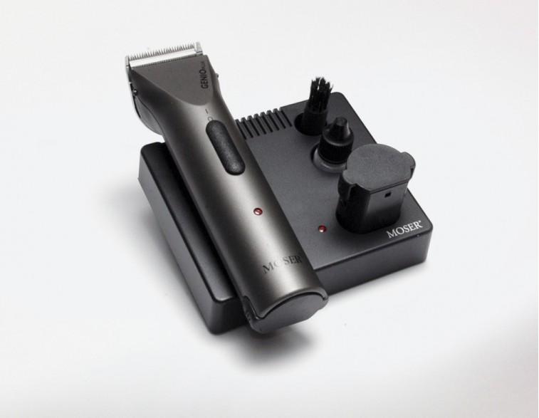 Máquina de cortar el pelo Moser recargable Genio Plus
