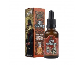Aceite Barba Red Mandarin Hey Joe!
