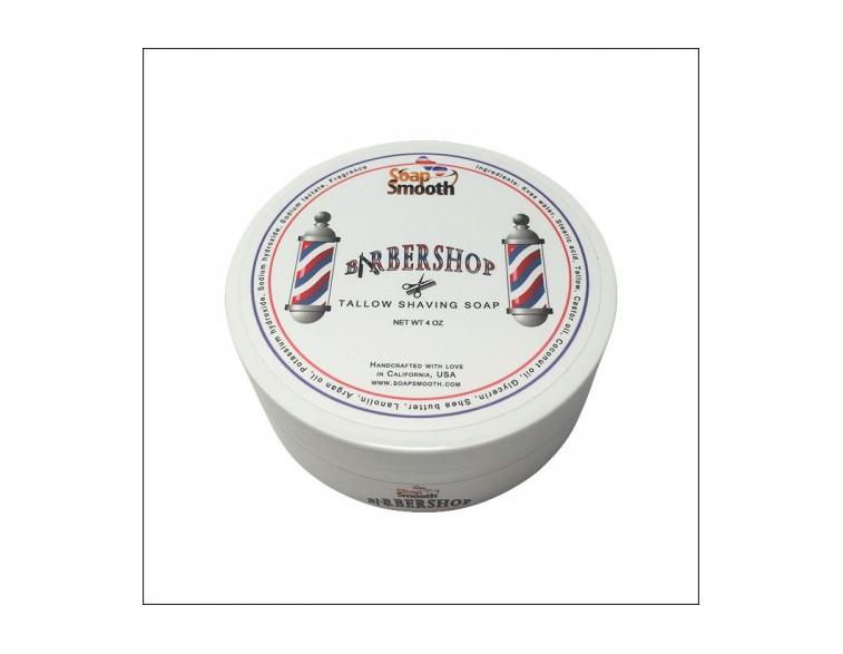 Jabón de afeitar Barbershop Tallow Soap Smooth