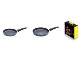 Oferta Pack Sartenes Woll Diamond Lite 24 y 28cm para inducción, fuego y vitro