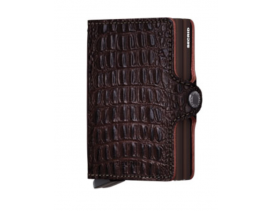 Tarjetero Secrid TwinWallet Nile Brown