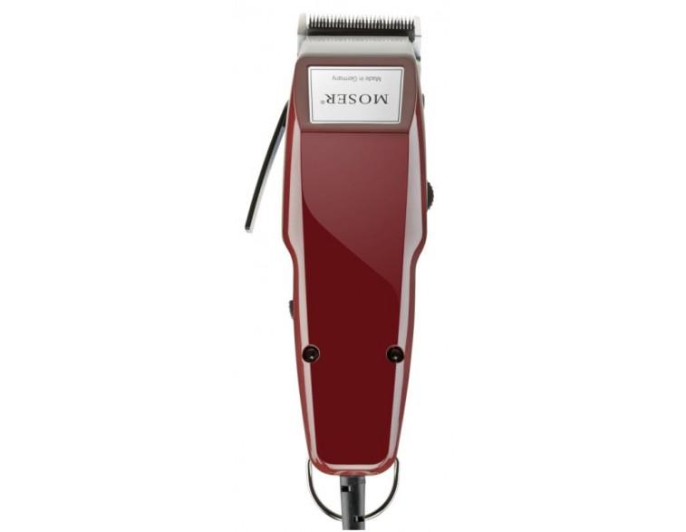 Máquina de cortar el pelo Moser con cable 1400 Edition silver