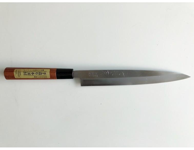 Cuchillo japonés Sashimi Suncraft MU bamboo 210 mm