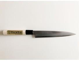 Cuchillo japonés Yanagiba 210mm Kiyotuna Acero Carbón