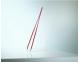 Pinzas-depilar-Rubis-Switzerland-recta-roja