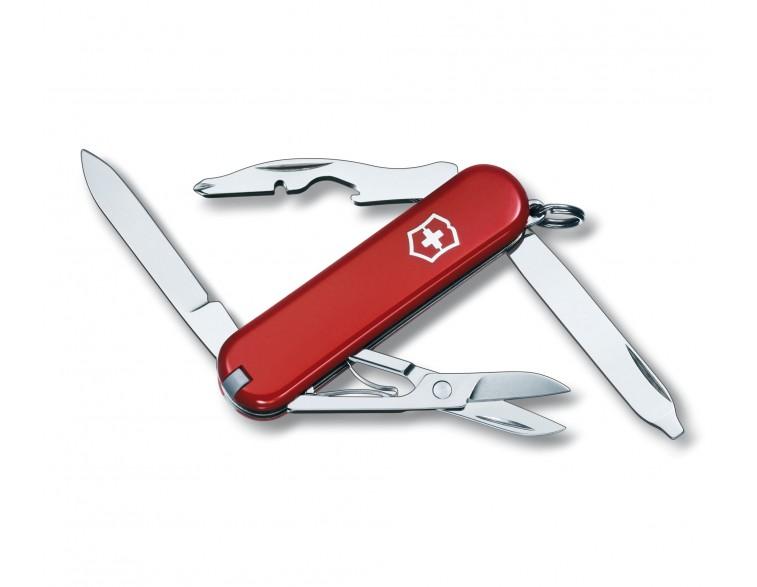 Navaja-Victorinox-mini-10-usos-Rambler-roja