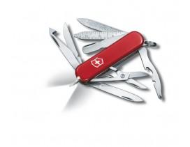 Navaja Victorinox mini 17 usos Midnite MiniChamp roja