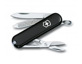 Navaja Victorinox mini 5 usos Classic SD negra