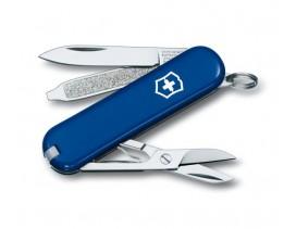 Navaja Victorinox mini 5 usos Classic SD azul