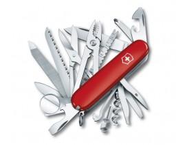 Navaja Victorinox mediana Swiss Champ 33 usos roja