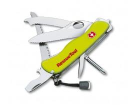 Navaja Victorinox grande Rescue Tool 13 usos amarillo Rescate