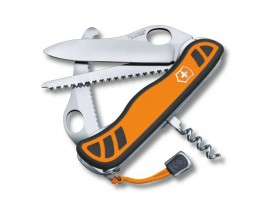 Navaja Victorinox grande Hunter XT Grip 6 usos naranja/negra caza