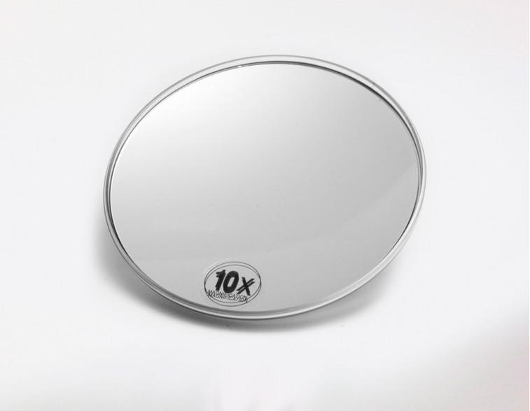 Espejo ventosa metacrilato x10 aumentos Ø 15,5 cm