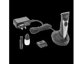 Máquina de cortar la barba Moser recargable ChroMini negra
