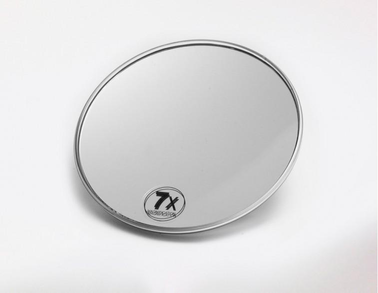 Espejo ventosa metacrilato x 7 aumentos Ø 15,5 cm