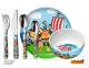 Set-cubertería-vajilla-6-piezas-infantil-WMF-Vickie-Vikingo