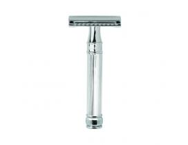 Maquinilla clásica afeitar rayada PC Edwin Jagger
