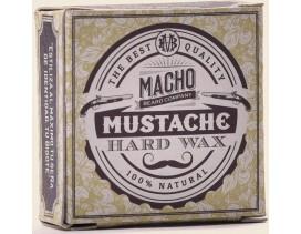 Cera dura para bigote 15 ml de Macho Beard Company