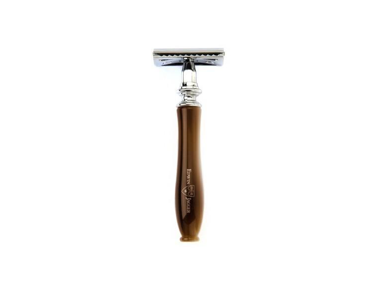 Maquinilla-clásica-afeitar-Chatsworth-Edwin-Jagger-cuerno