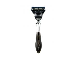 Maquinilla afeitar Fusion Plaza Edwin Jagger imitación mármol negro