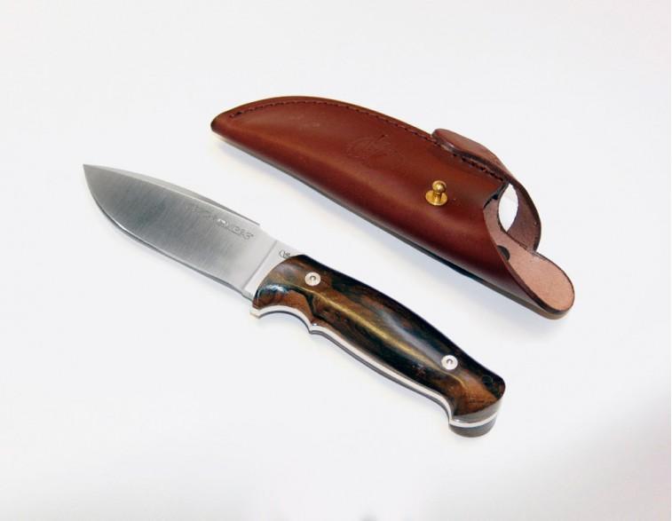 Cuchillo Viper Orion mango madera zircote