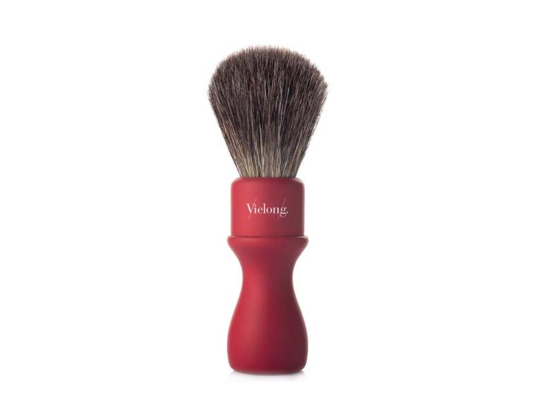 Brocha-afeitar-Vielong-American-Style-caballo-roja