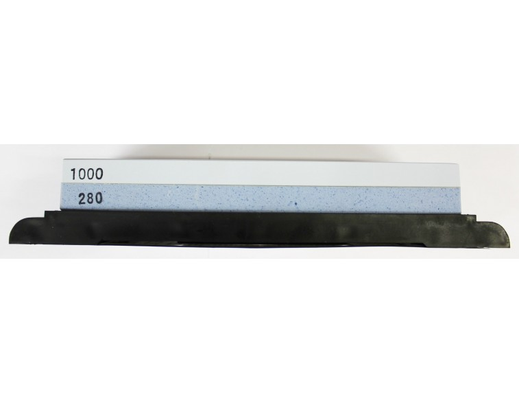 Piedra-japonesa-afilar-280/1000-con-base
