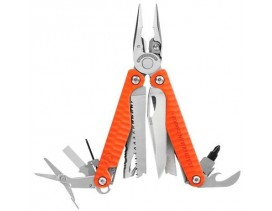 Multiherramienta-Leatherman-CHARGE-Plus-G10-naranja
