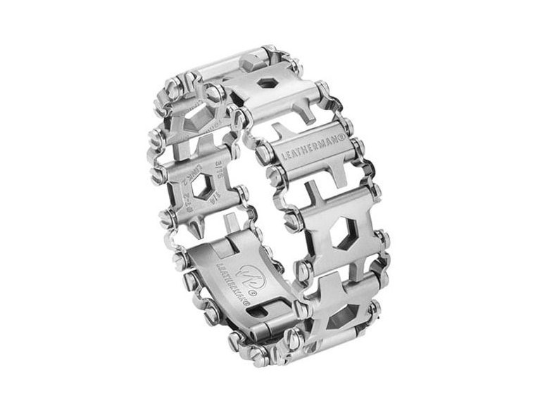 Pulsera-multiherramienta-Leatherman-TREAD-inox