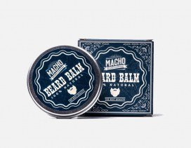 Bálsamo natural para barba de Macho Beard Company