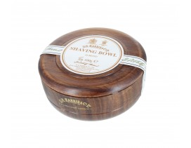 Bol madera con jabón de afeitar Dr Harris Almond almendra 100 gr