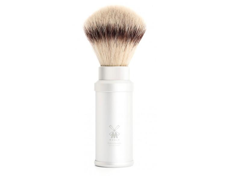 Brocha-afeitar-viaje-Mühle-gris
