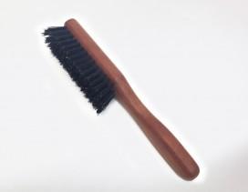 Cepillo para Barba o viaje cerda jabalí y mango de madera