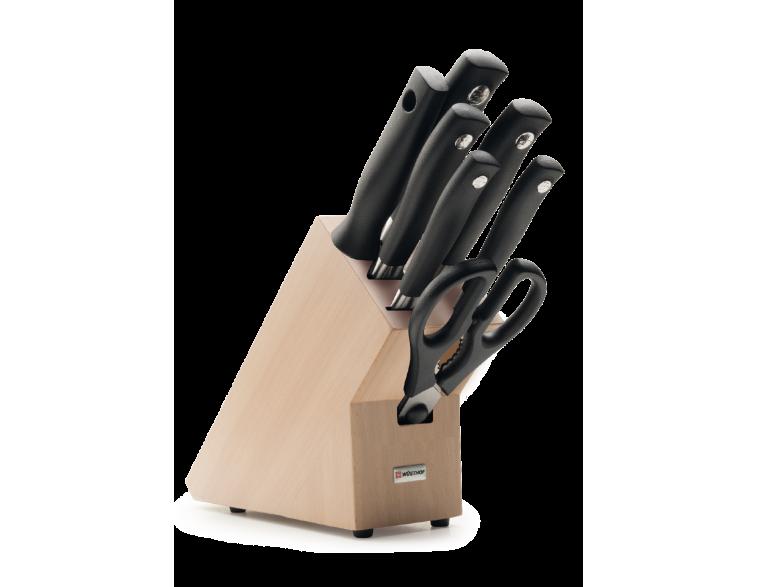 Taco-juego-cuchillos-cocina-Wüsthof-Grand-Prix-7-piezas