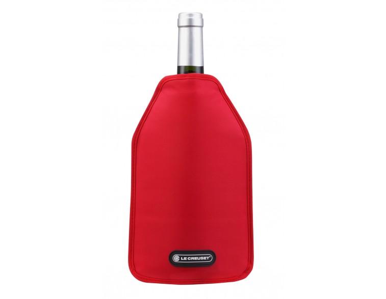 Funda-enfriadora-Le-Creuset-rojo-cereza-vino-cava